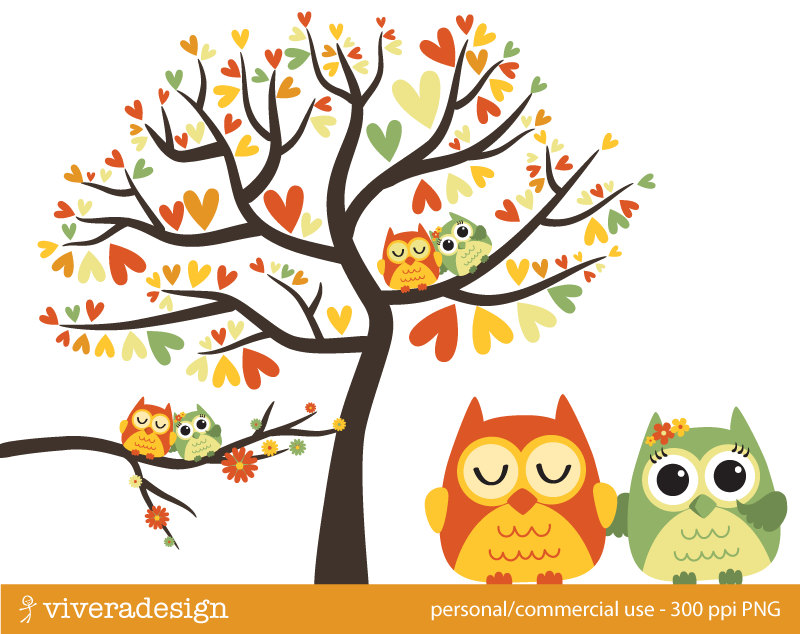 ????zoom - Owls In A Tree PNG