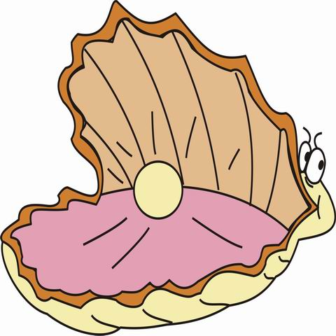 Filename: oyster.jpg - Oyster Cartoon PNG