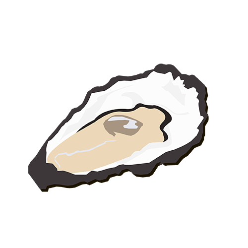 Oysters - Oyster Cartoon PNG