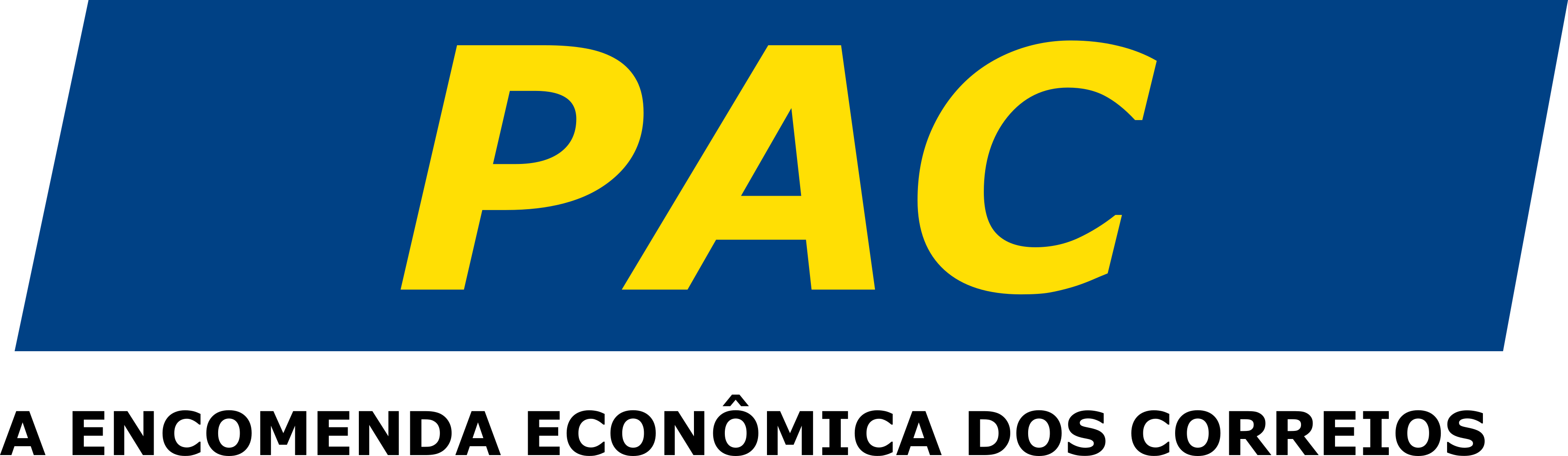 Clique na imagem que deseja para baixar o logo PAC Correios. - Pac PNG