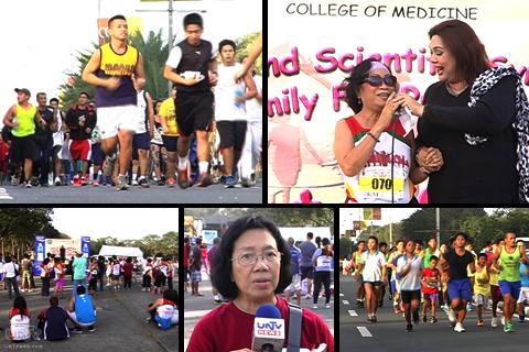Regular na pag-eehersisyo, isinusulong ng UP Manila College of Medicine - Pag Ehersisyo PNG