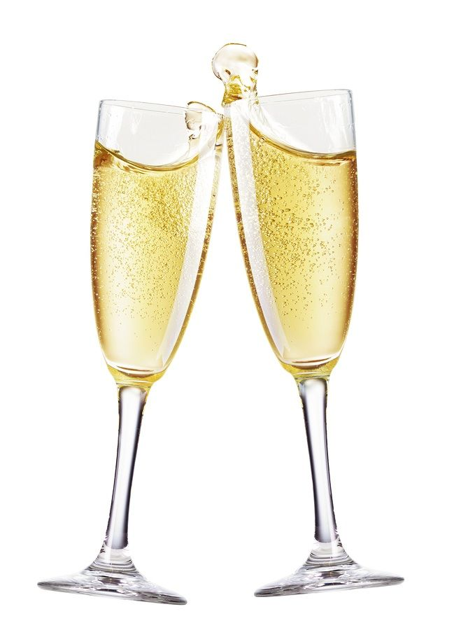 Champagne PNG - 6829