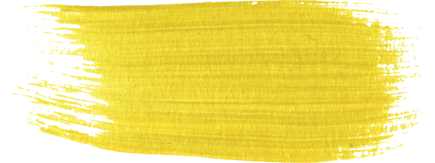 Free Download (yellow-paint-brush-stroke-11.png) - Paint PNG