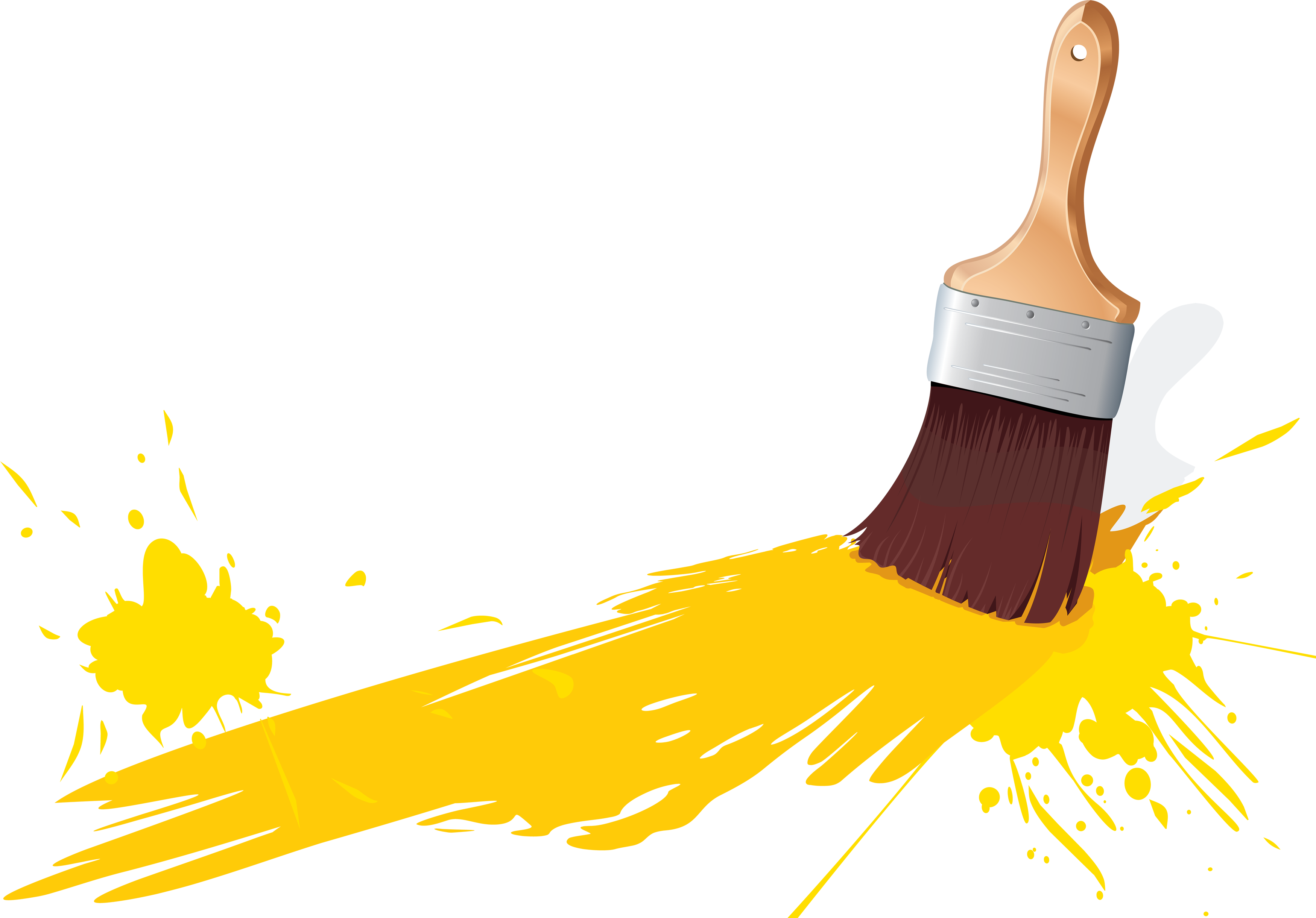 paint brush PNG image - Paint PNG