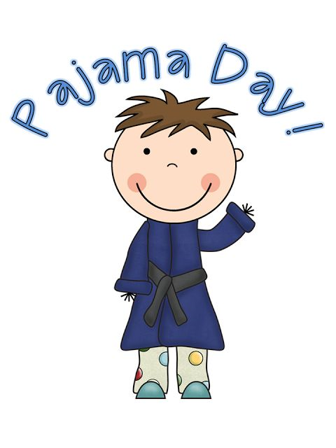 Close - Pajama Day PNG HD