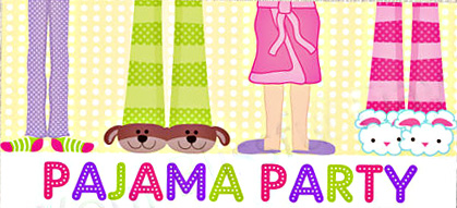 Pajama Party PNG