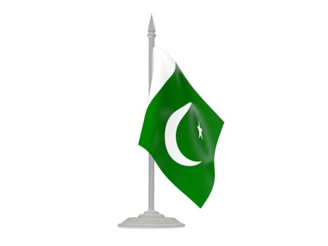 Flag with flagpole. Download flag icon of Pakistan at PNG format - Pak Flag PNG