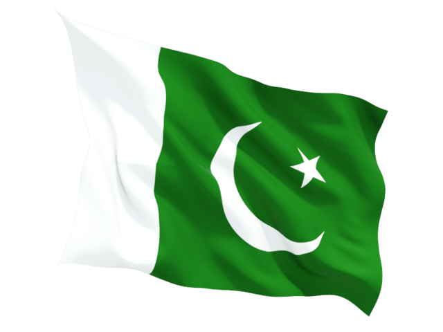 Fluttering flag. Download flag icon of Pakistan at PNG format - Pak Flag PNG