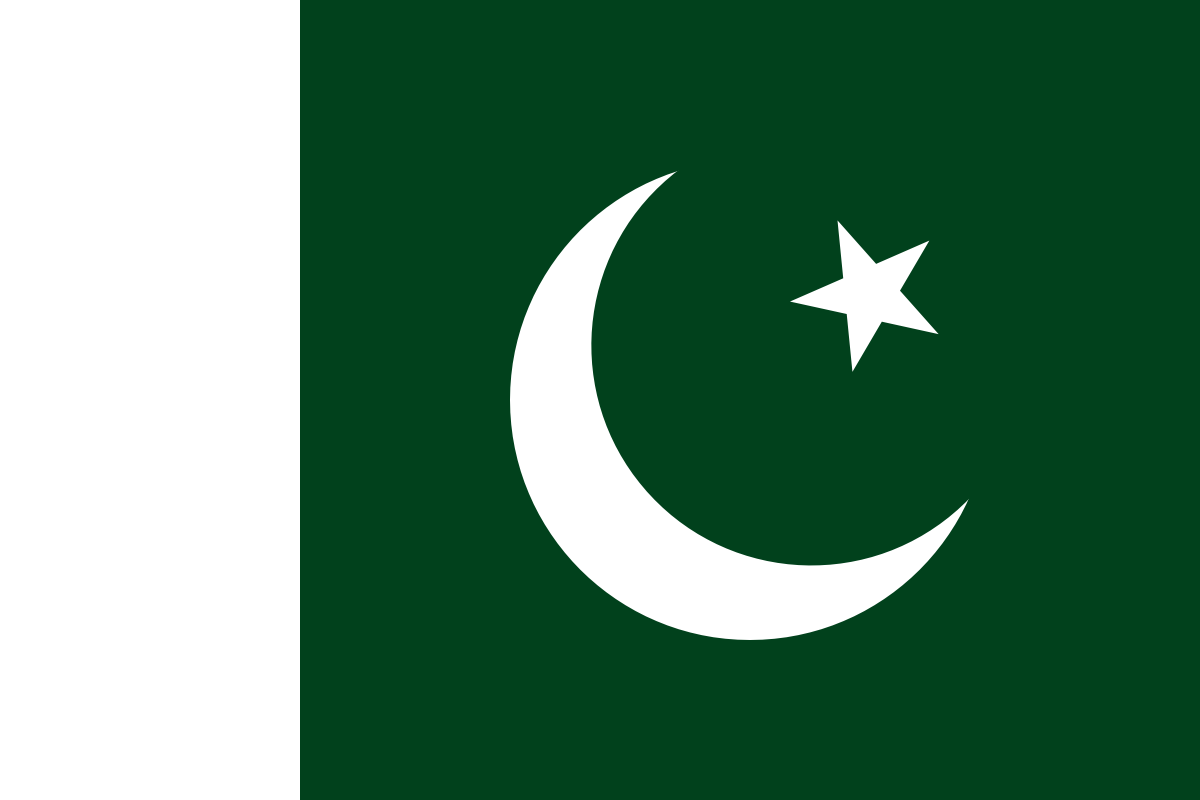Flag with flagpole. Download