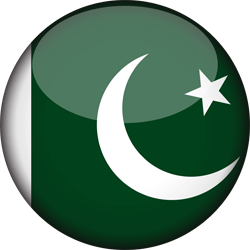 PNG. Pakistan flag icon - fre