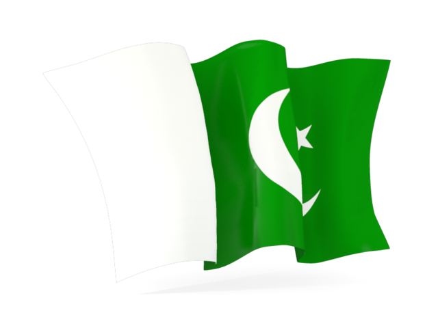 Waving flag. Download flag icon of Pakistan at PNG format - Pak Flag PNG