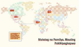 Matatag na Pamilya, Mauting Pakikipagkapwa - Pakikipagkapwa PNG