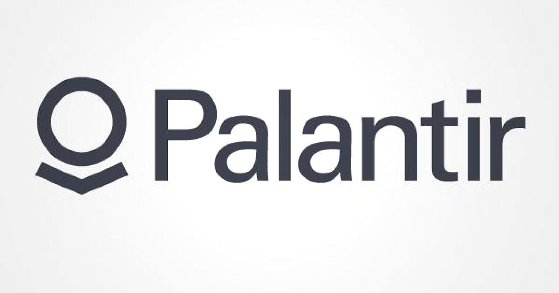 Quick Facts - Palantir Logo PNG