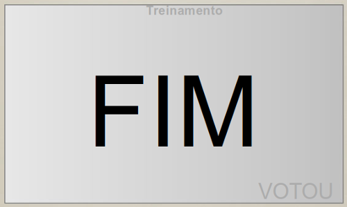 Palavra Fim PNG - 69708