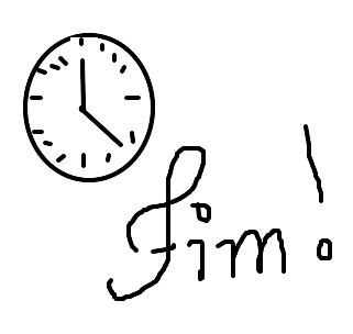 Palavra Fim PNG - 69717
