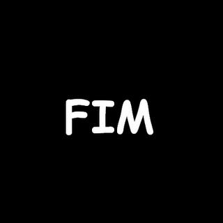 Palavra Fim PNG - 69710