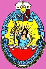 Ang sagisag ng Pambansang Kawanihan ng Pagsisiyasat - Pambansang Sagisag Ng Pilipinas PNG