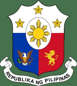 Coat of Arms of the Philippines - Pambansang Sagisag Ng Pilipinas PNG