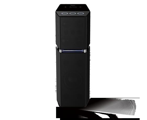 Wireless Speaker SC-UA7E - Panasonic PNG