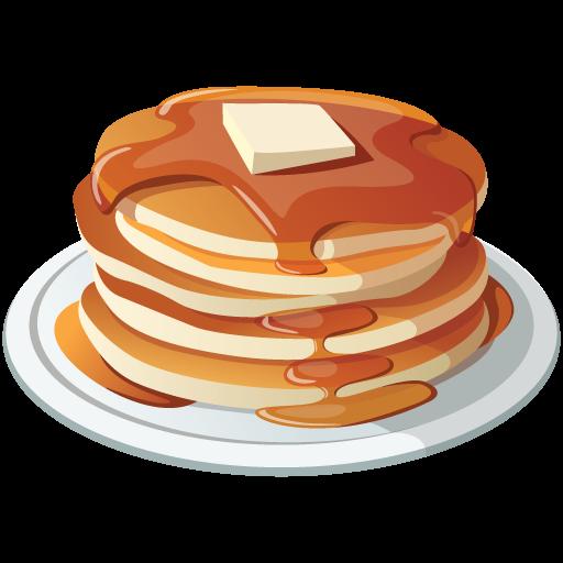 Pancakes PNG File