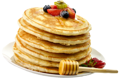 Pancakes PNG Photos