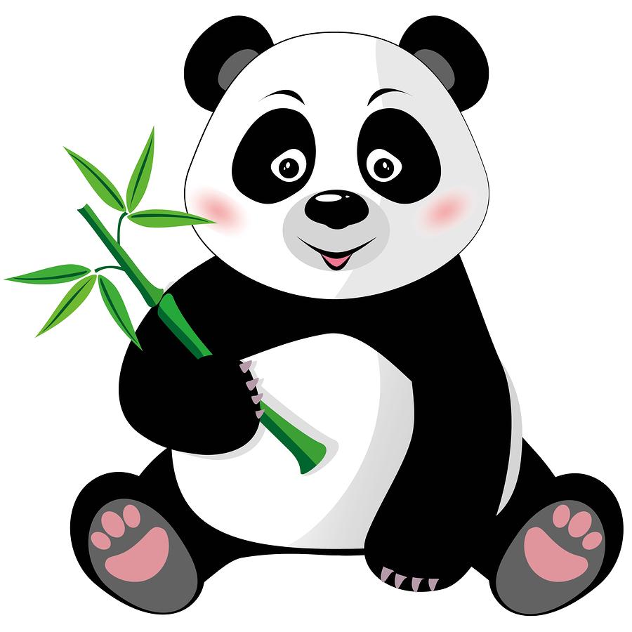 Panda HD PNG - 118910