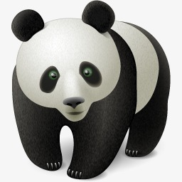 3D HD Animals, 3d, Animal, Panda Free PNG Image - Panda HD PNG