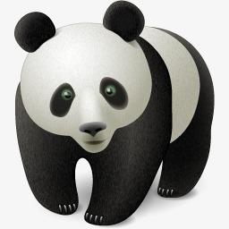 Panda HD PNG - 118916