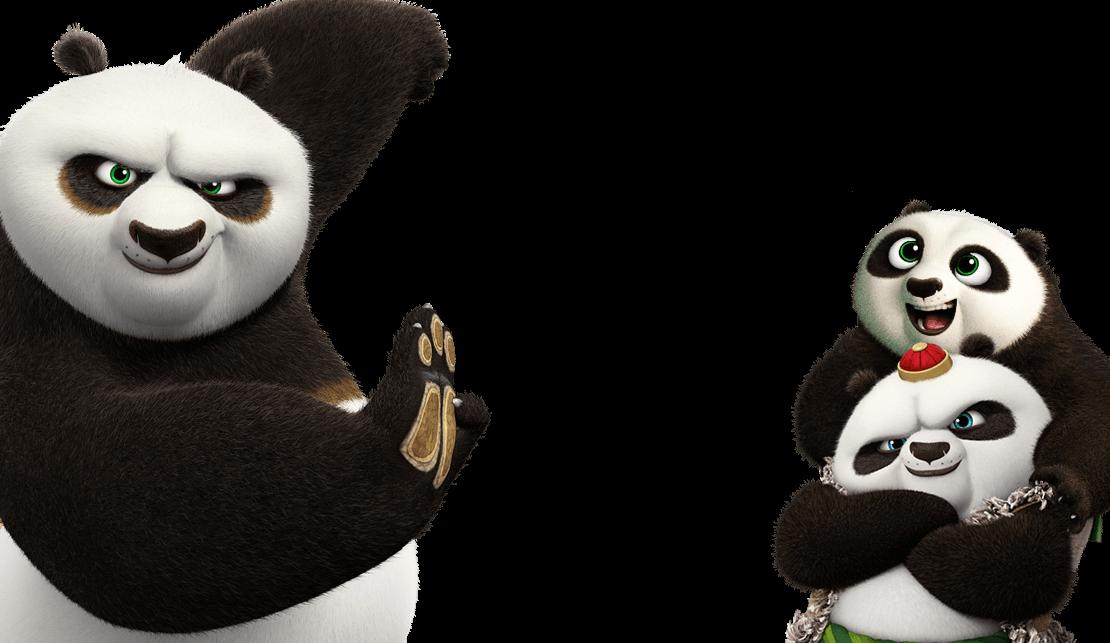 Panda HD PNG - 118922