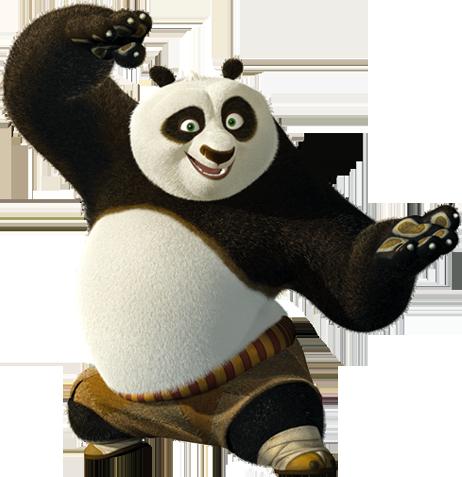 Kung Fu Panda Transparent Png PNG Image - Panda HD PNG