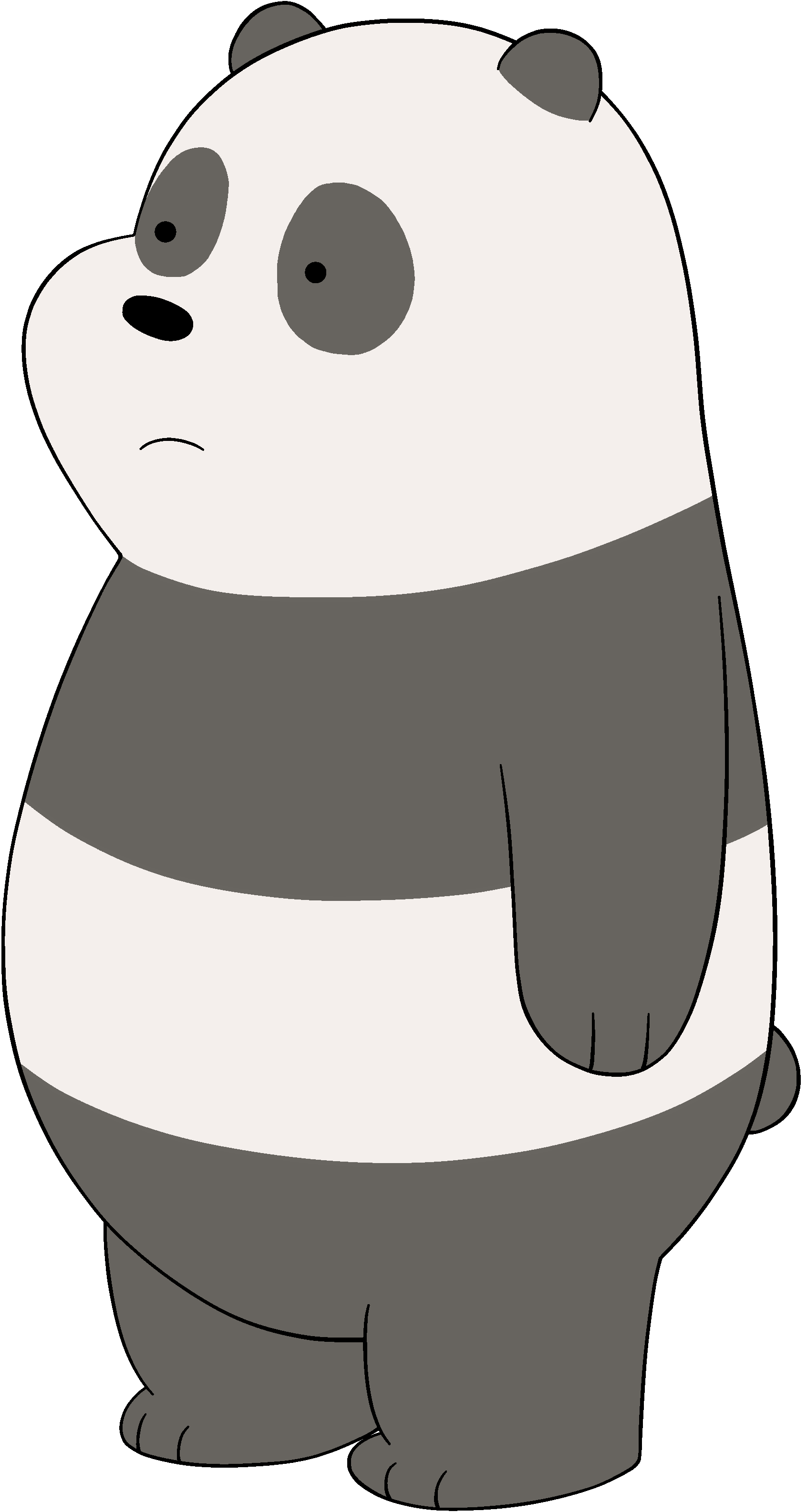 We Bare Bears images We Bare Bearsu0027 Panda HD wallpaper and background photos - Panda HD PNG