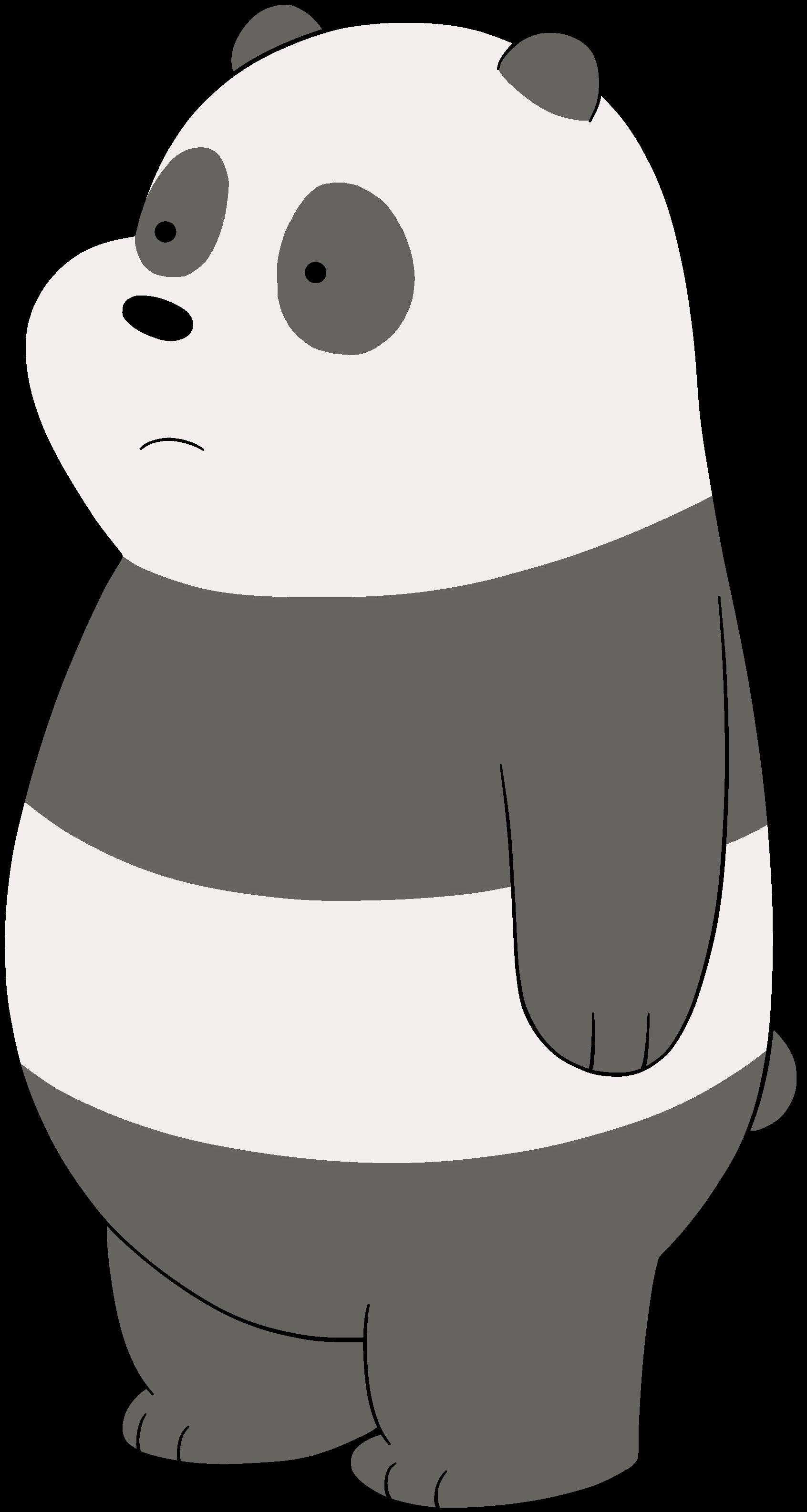 Panda HD PNG - 118920