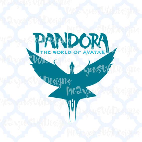 Pandora Logo Eps PNG-PlusPNG.