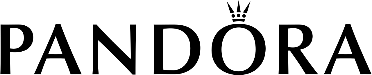 Pandora Logo Eps PNG - 29846