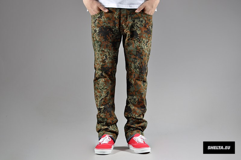 10 Deep Canvas 6 Pockets Pants - Pants PNG HD