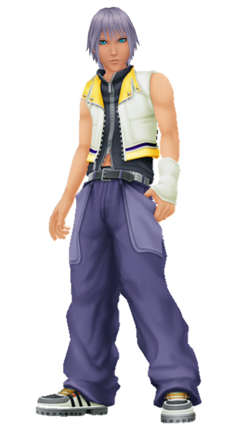 Kingdom Hearts 3D Dream Drop Distance images Riku Short Hair Face Version HD  wallpaper and background photos - Pants PNG HD