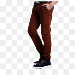 men\u0027s casual pants, Men\u0027s, Leisure, High- - Pants PNG HD