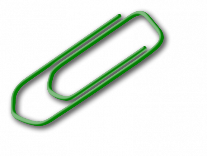 Paper Clip PNG Free - 163675