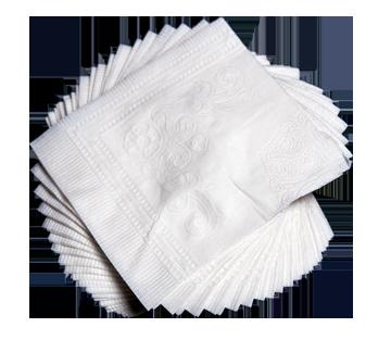 Beverage Napkins - Paper Napkin PNG