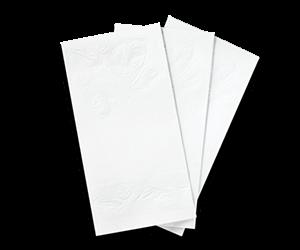 Chinet® Classic White™ Dinner Napkins - Paper Napkin PNG