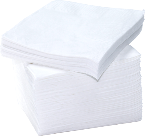 Paper Napkins (1-ply / 2-ply) - Paper Napkin PNG