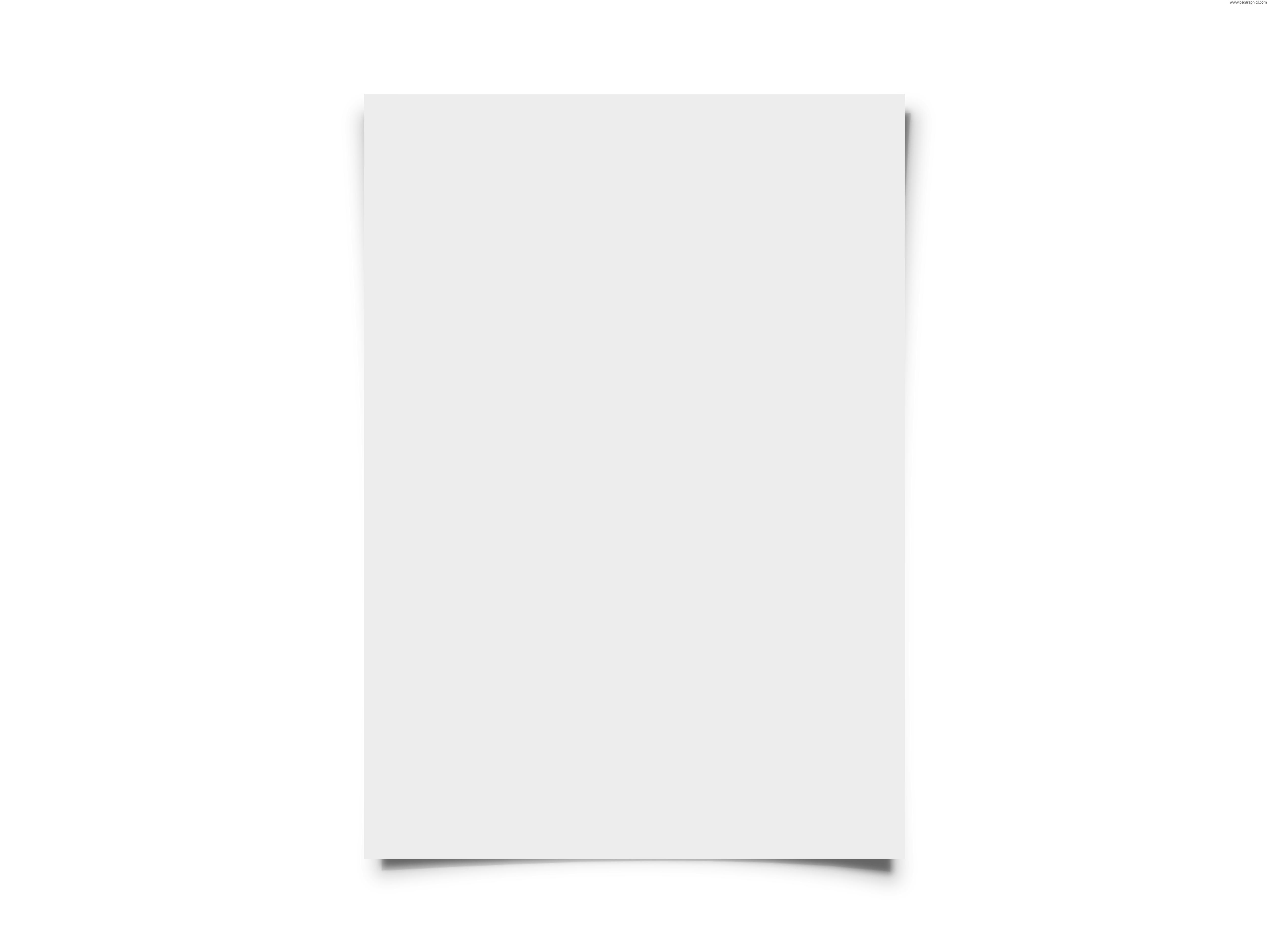 Paper Sheet PNG - 13458