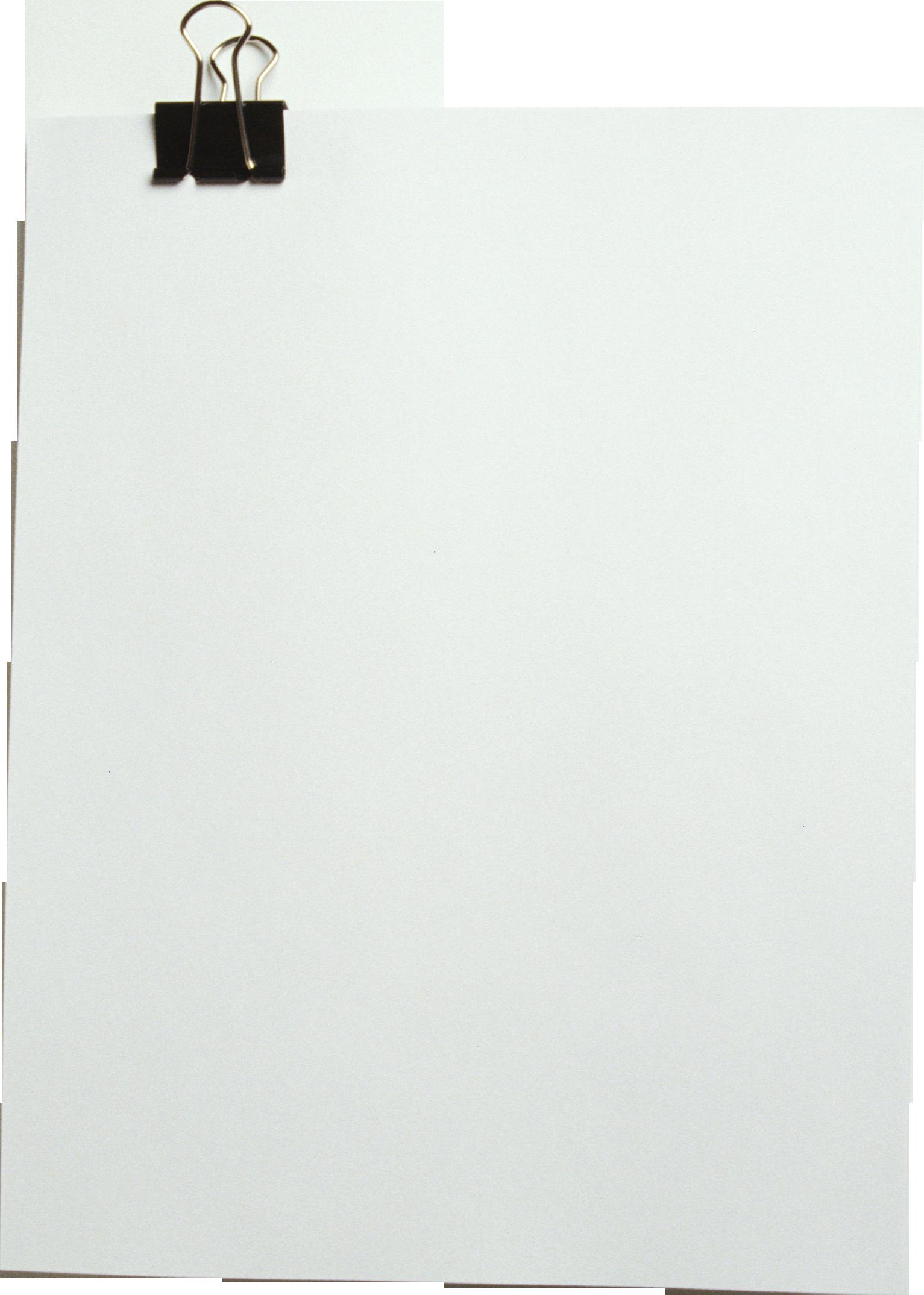Paper Sheet PNG - 13452