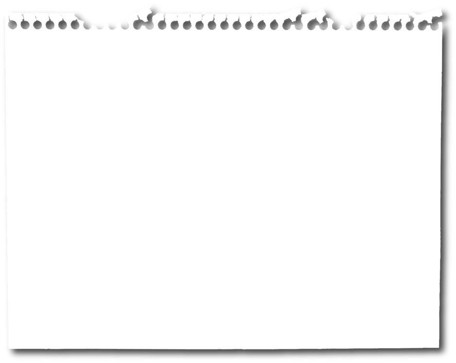 Paper Sheet PNG - 13451