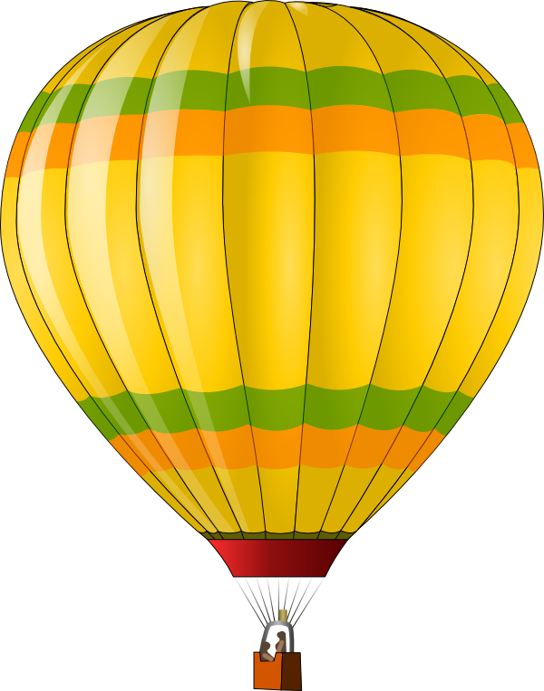 pin Parachute clipart transpo