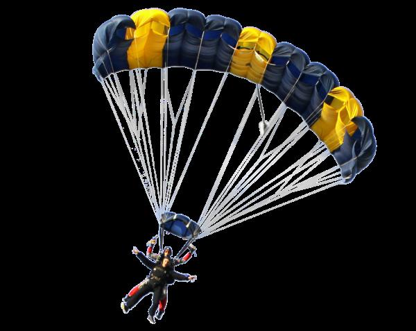 Parachute PNG HD - 124571
