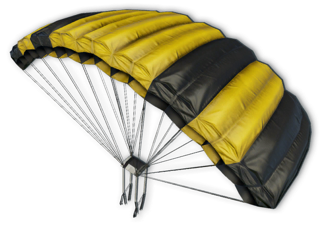 Parachute PNG HD - 124566