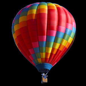 Parachute PNG HD