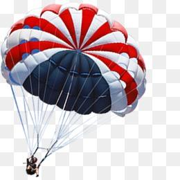 Parachute PNG HD - 124562