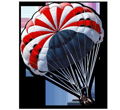 Parachute PNG HD - 124560